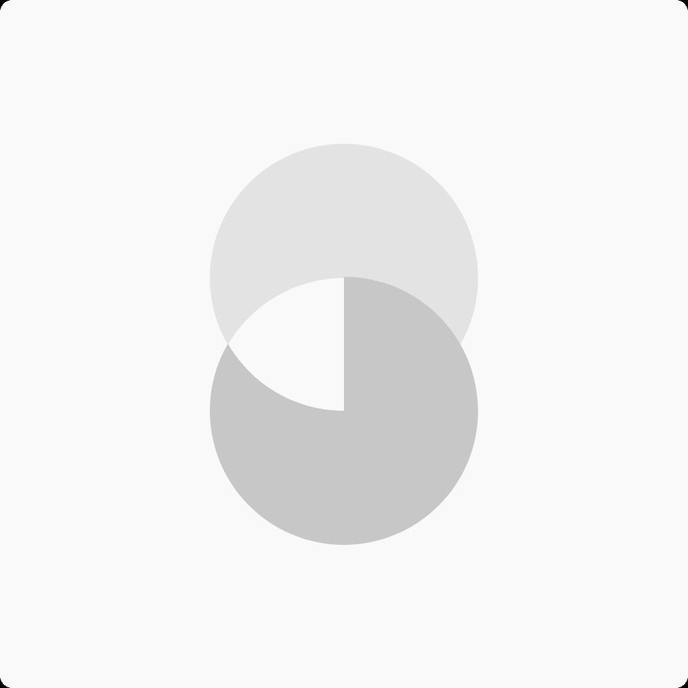 Kit para Ortodontia - Remocao de Braquetes Esteticos - 9 pecas - American Burrs